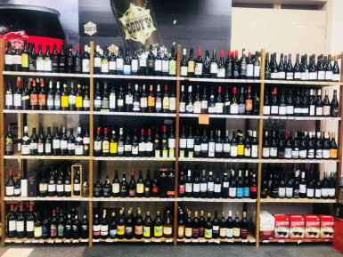 Liquor Shop  Business  for Sale