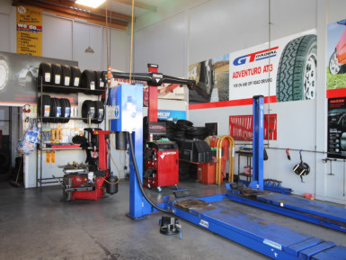 Tyre Shop Business for Sale Auckland