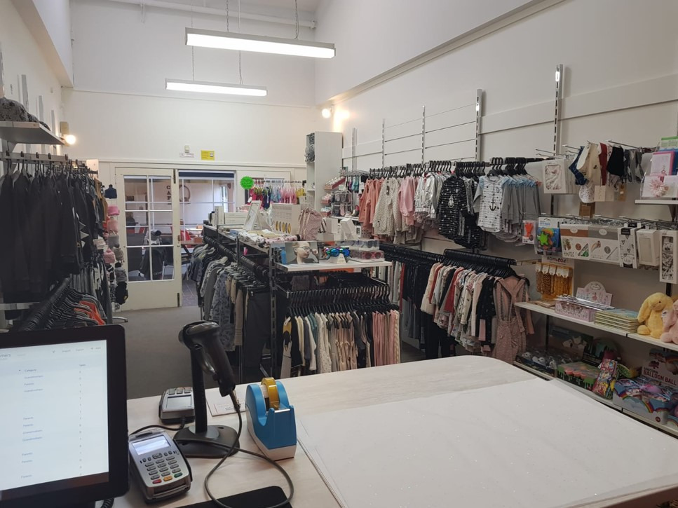 Childrenswear Shop Business for Sale Warkworth