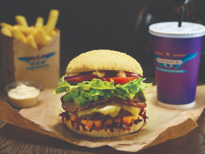 BurgerFuel Fast Food  Franchise  for Sale