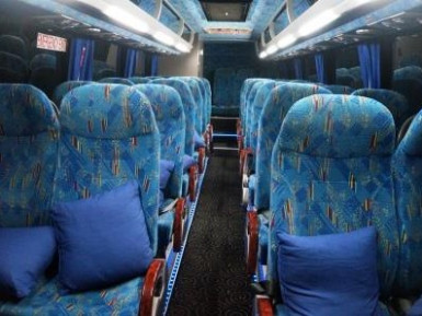 Shuttle Bus Service Business for Sale Greymouth