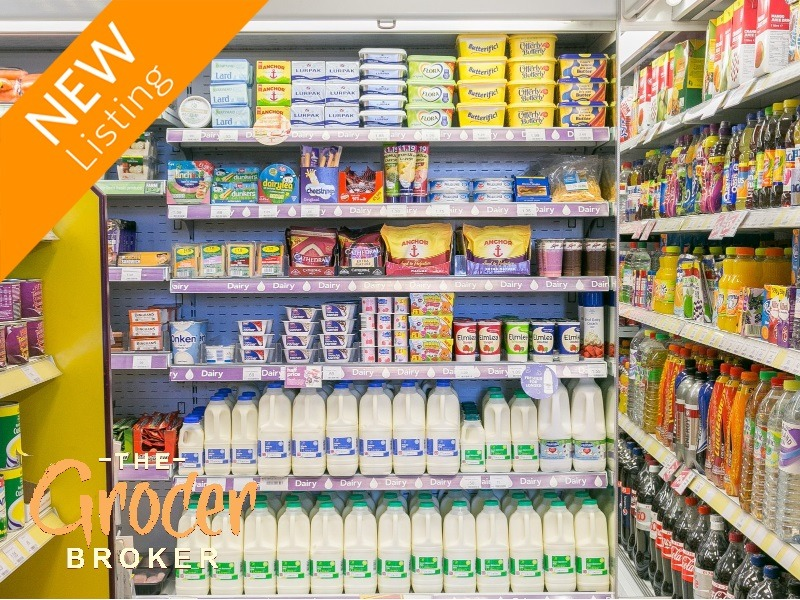 Asian Supermarket for Sale Auckland