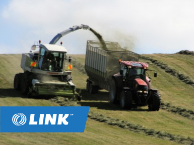 Agriculture Contracting Business for Sale Manawatu