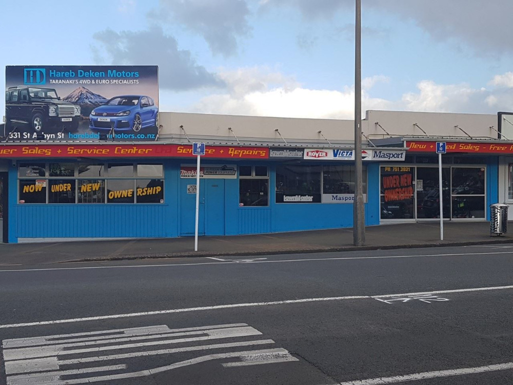 Service Business for Sale New Plymouth