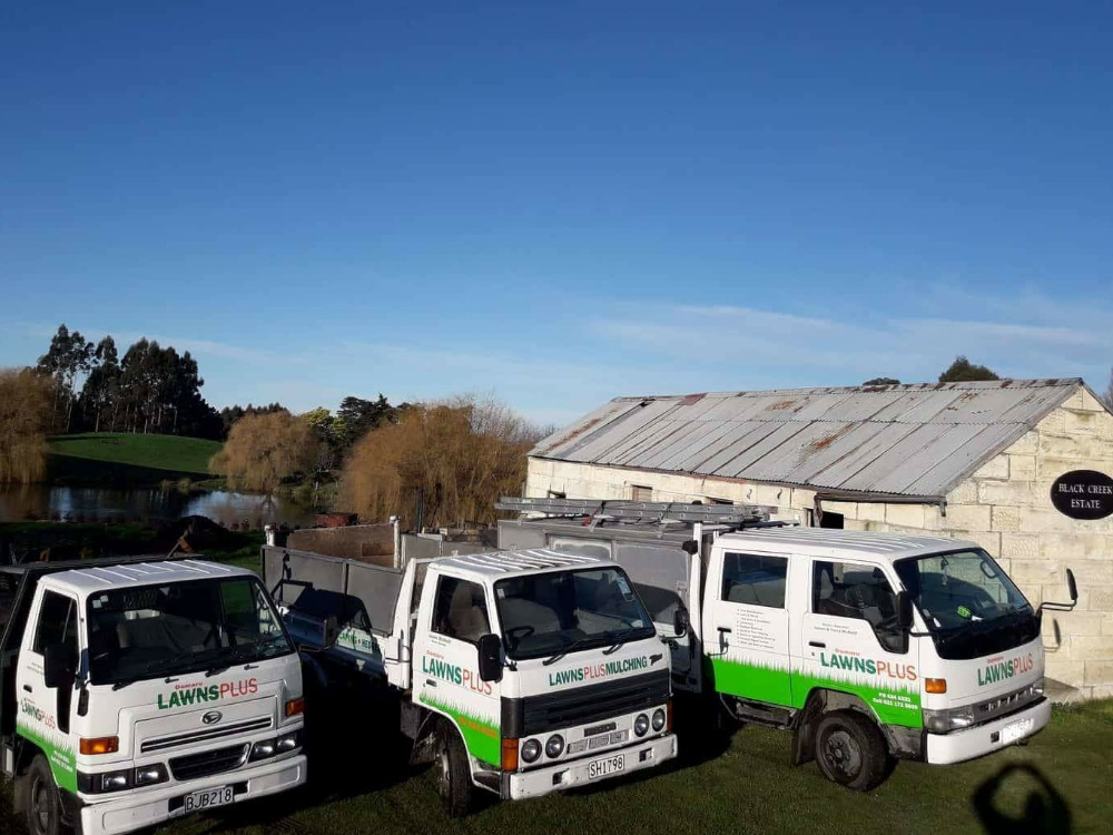 Commercial Mowing and Property Maintenance Business for Sale Oamaru