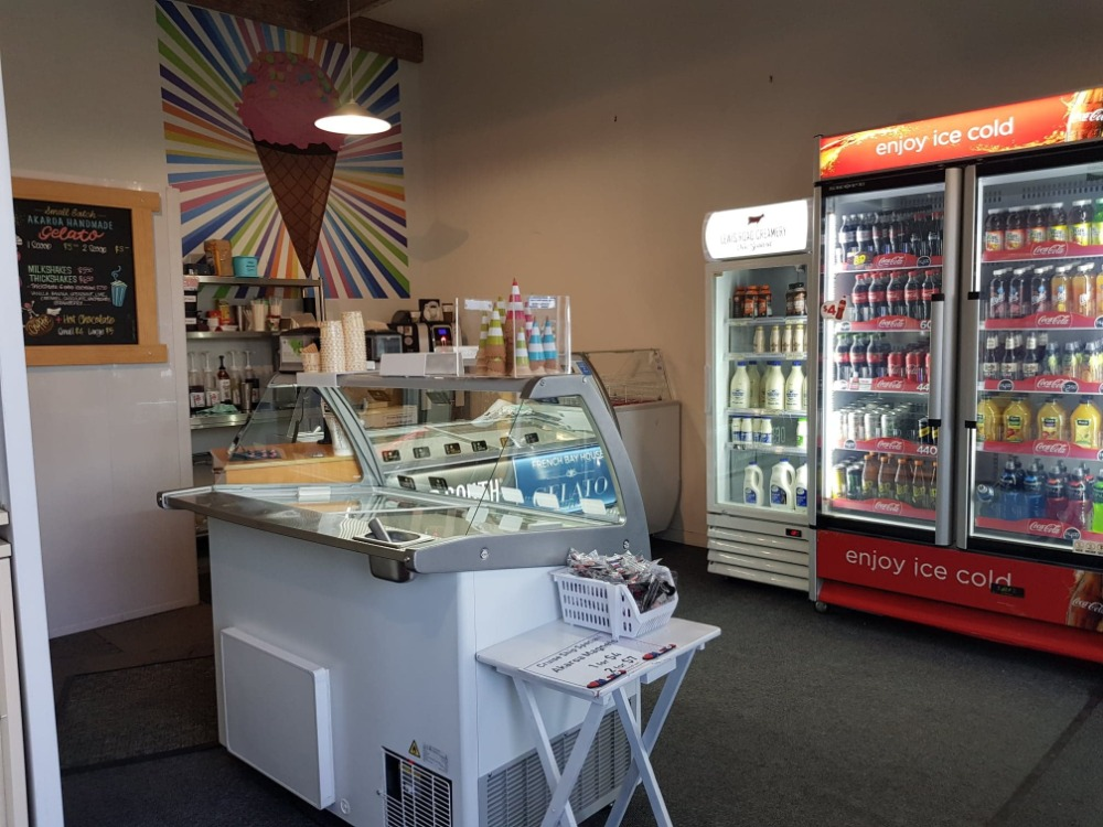 Accommodation Conference and IceCream Business for Sale Akaroa