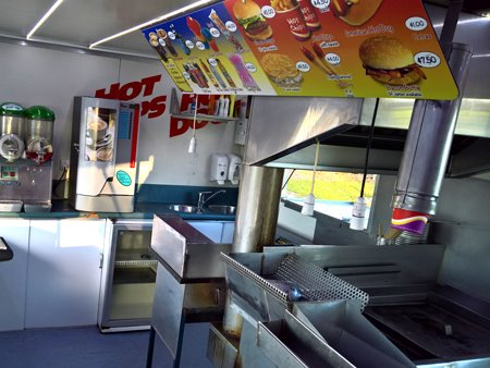 Mobile Food Service Business for Sale Timaru