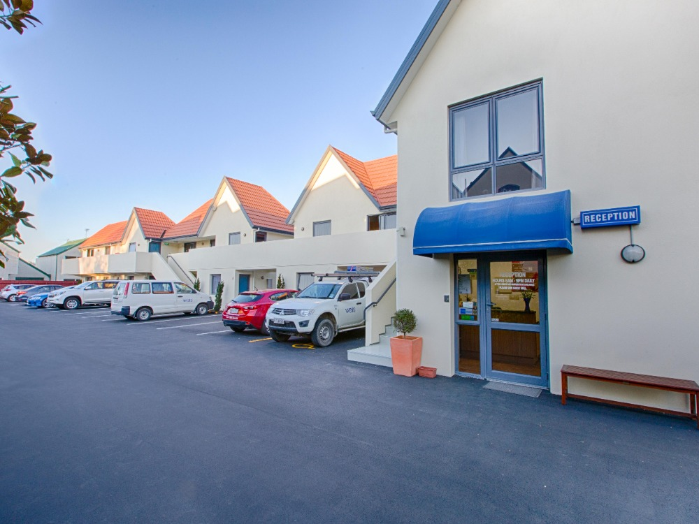 Motel and Apartment Accommodation for Sale Christchurch