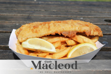 Fish and Chips Takeaway  Business  for Sale