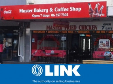 Bakery and Cafe for Sale Palmerston North