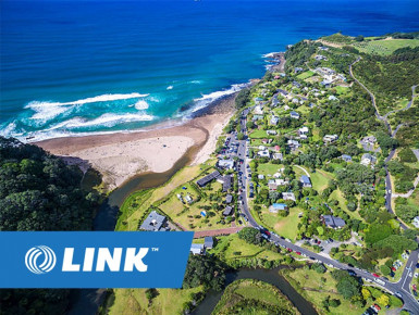 Land Buildings and Cafe for Sale Coromandel