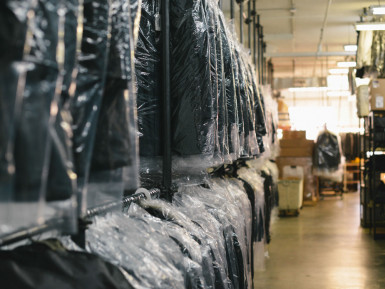 High Profile Drycleaning  Business  for Sale