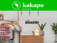 Kidswear Retail and Online  Business  for Sale