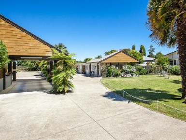 FHGC Motel  Business  for Sale
