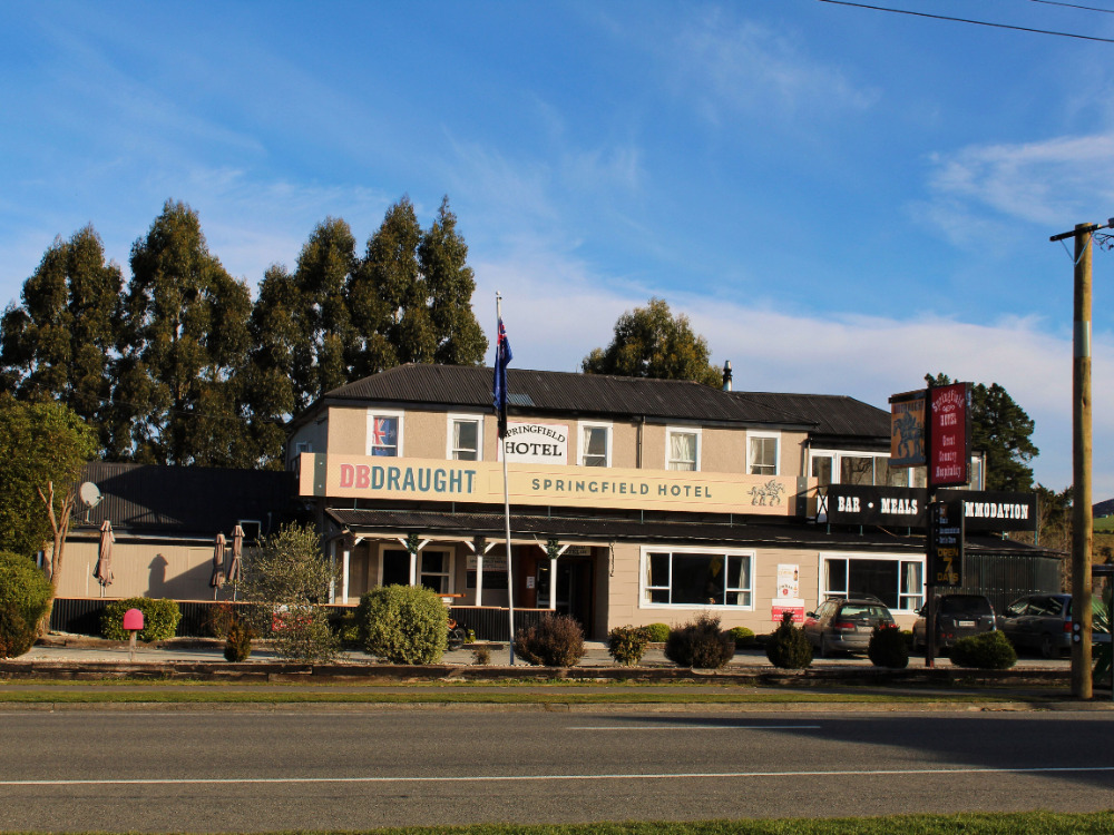 FHGC Hotel for Sale Springfield