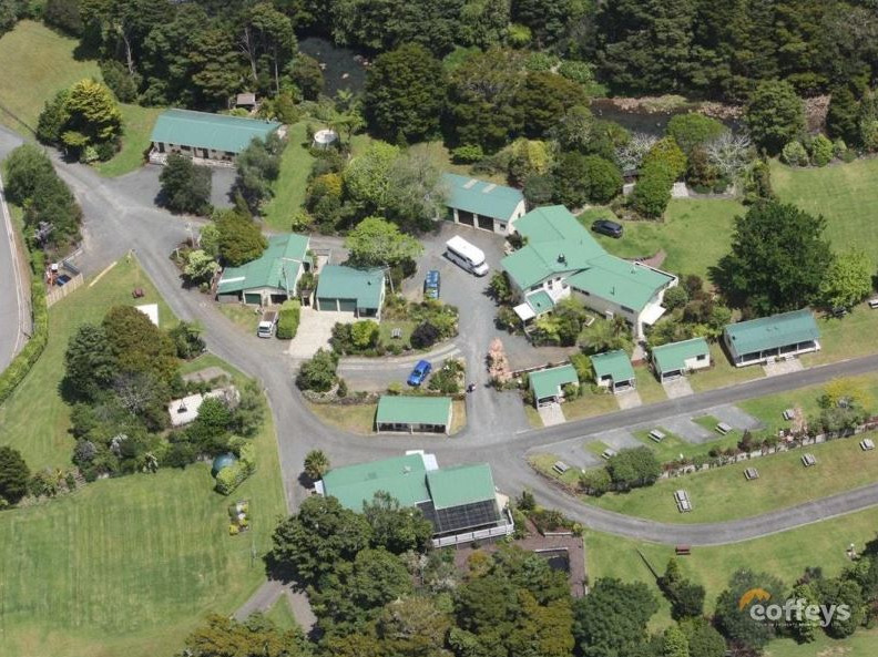Premier Top 10 Holiday Park Business for Sale Northland