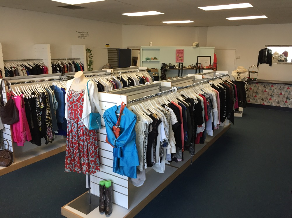 Recycled Fashion Boutique  Business for Sale Tauranga
