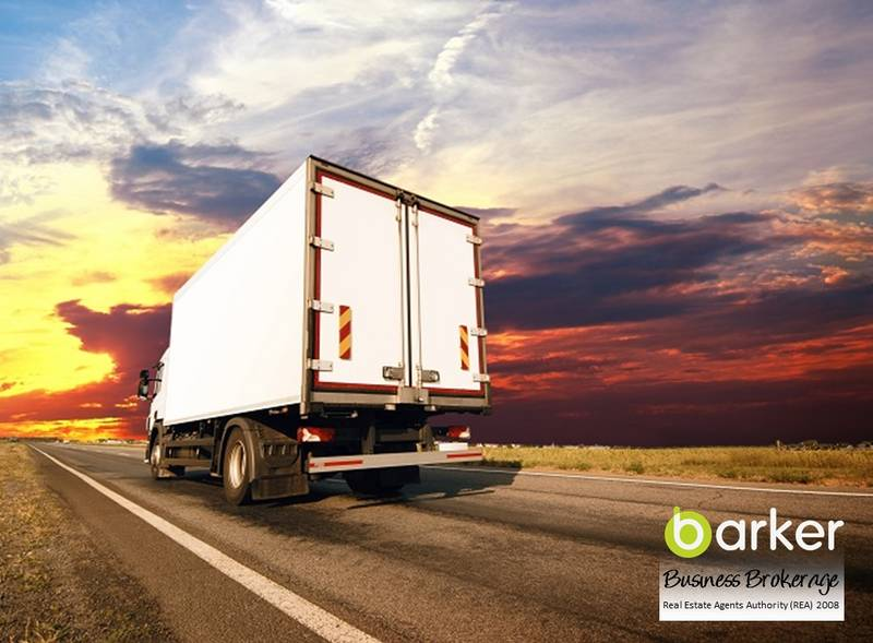 Freight and Courier Business for Sale Waikato