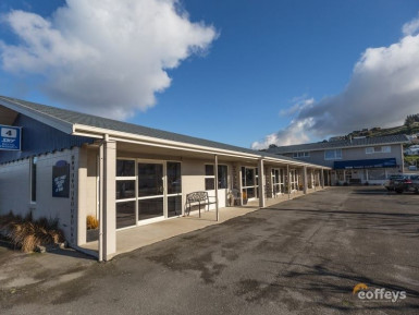 10 Unit Motel for Sale Oamaru