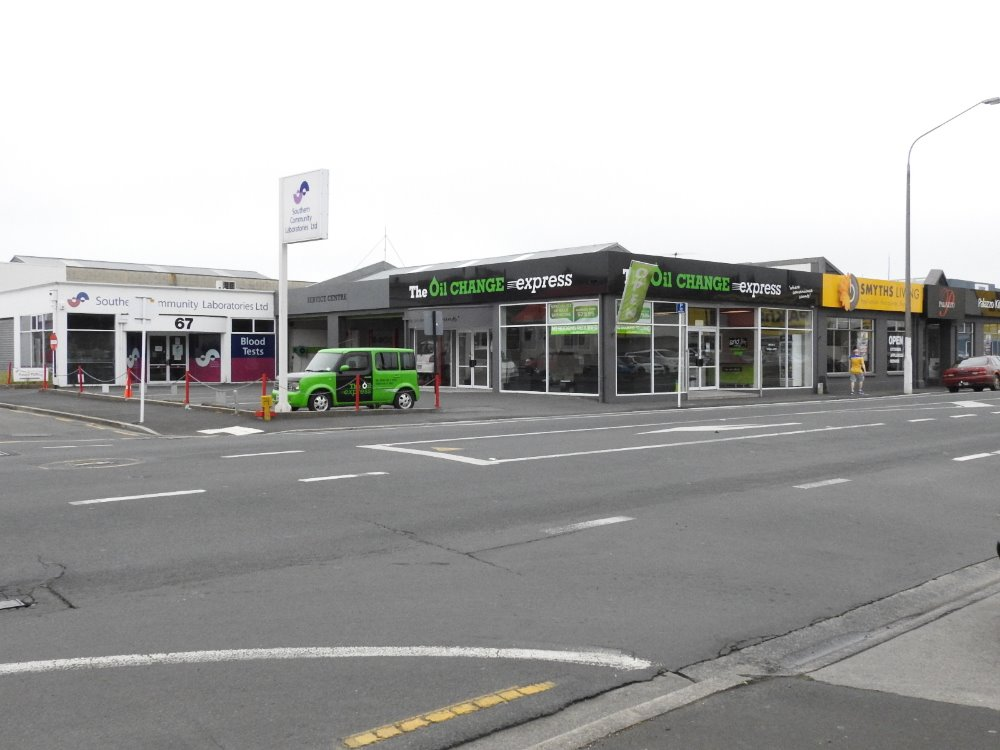 Vehicle Servicing Specialist Business for Sale Dunedin