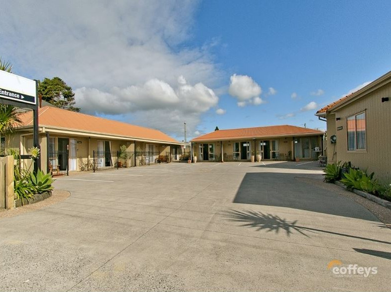 Boutique Freehold Motel for Sale Coromandel