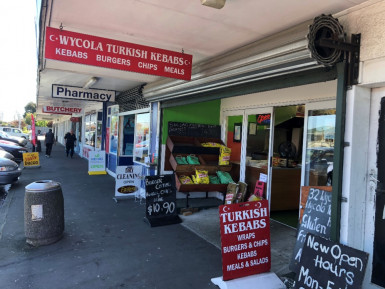 Takeaways plus Fruit and Vegetables Business for Sale Hei Hei Christchurch