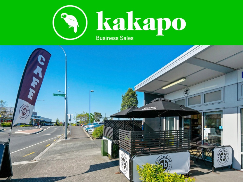 Cafe and Espresso Bar for Sale Glen Innes Auckland
