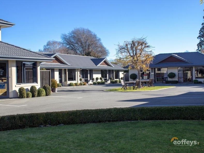 12 Unit Motel for Sale Blenheim