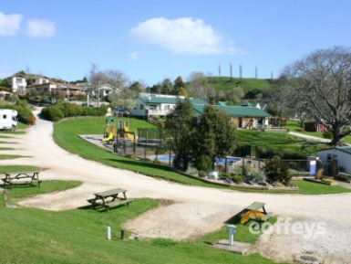 Qualmark 4 Star plus Holiday Park Business for Sale Waikato