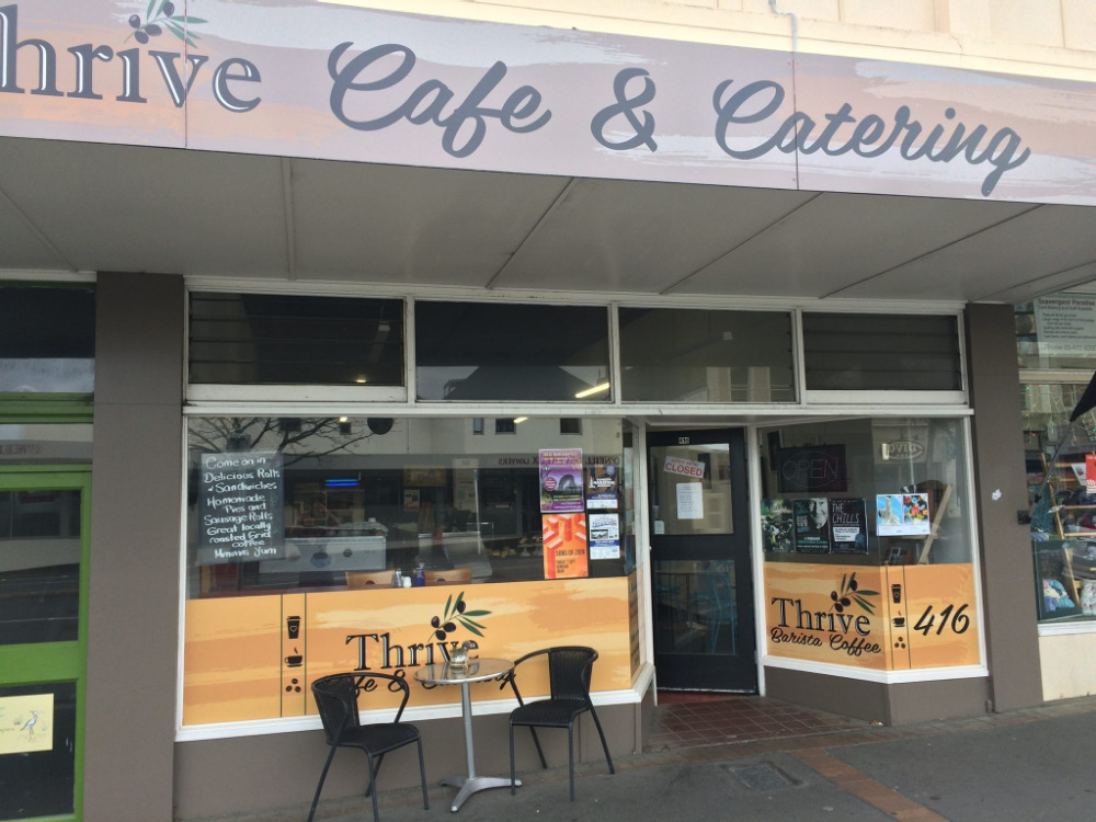 Popular Cafe for Sale Dunedin