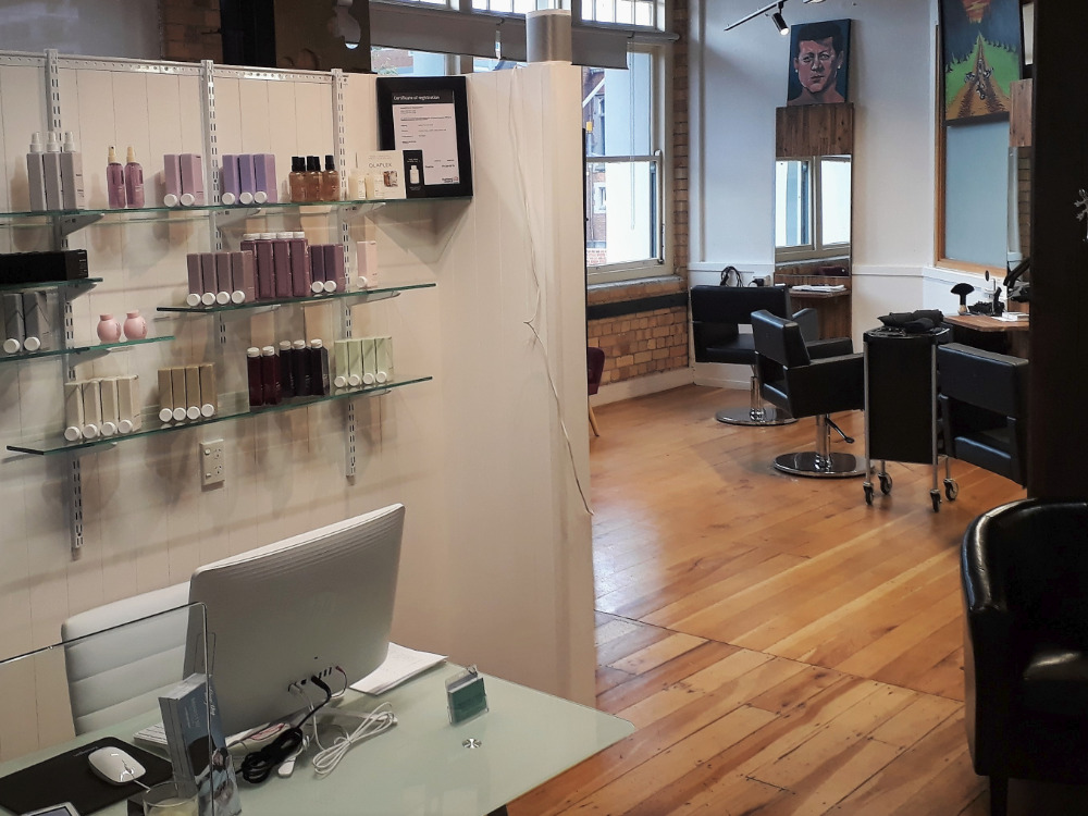 Hair Dressing Salon Business for Sale Auckland