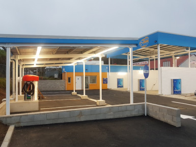 Self-Serve Carwash and Valet Franchise for Sale Levin