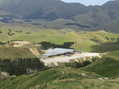 Freehold Quarry Business Opportunity for Sale Dannevirke Manawatu