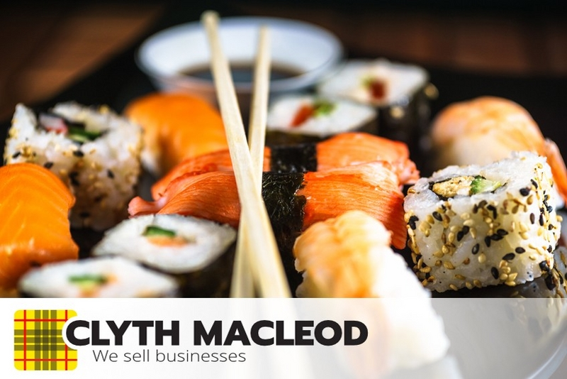 Sushi Takeaway Business for Sale Waikato