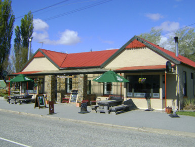 Hotel for Sale Oturehua Central Otago