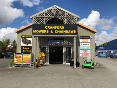 Garden Equipment Sales & Services Business for Sale Christchurch