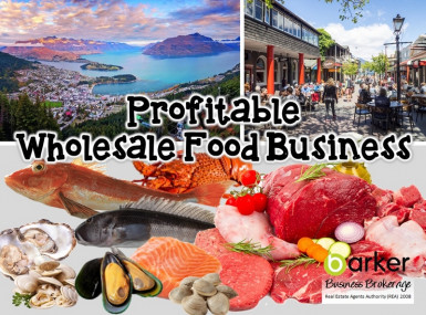 Fine Food Distribution  Business  for Sale
