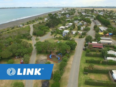 Beachfront Holiday Park  Business  for Sale