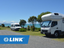 Beachfront Holiday Park Business for Sale Napier