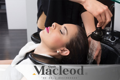 Modern Hair Salon  Business  for Sale