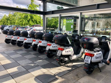 Electric Moped Sharing  Franchise  for Sale