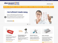 Online Recruitment  Business  for Sale
