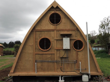 TIny House Construction Business for Sale Matakana Auckland