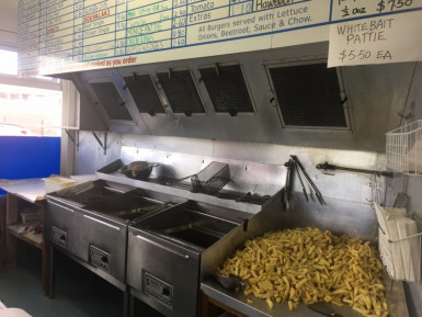 Fish and Chips Takeaway Business for Sale Christchurch