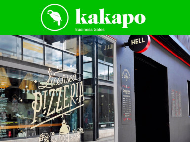 Pizza Takeaway and Restaurant Franchise for Sale Queenstown
