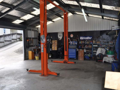 Automotive Workshop Business for Sale Matamata