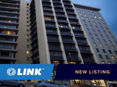 Apartment Accommodation  Franchise for Sale Wellington CBD