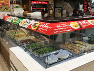 Lunch Bar Takeaway and Cafe  Business  for Sale