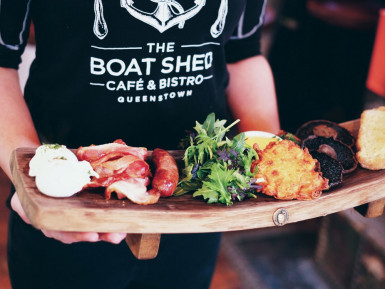 Iconic Boat Shed Cafe and Bistro  Business  for Sale