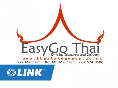 Thai Restaurant for Sale Bay of Plenty